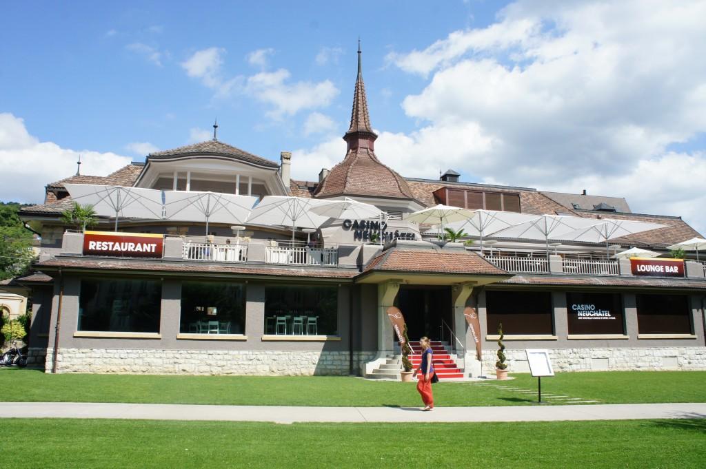 Casino De Neuchatel